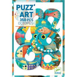 puzzel Octopus 350 pcs
