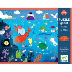 puzzel onder de zee 24+8 pcs