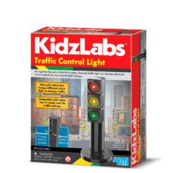 4MKidzlabs traffic control light
