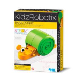4MKidzrobotix:Snail robot