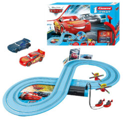 Carrera first Disney Cars racebaan