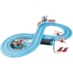 Carrera first Mariokart racebaan