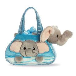 Fancy pal olifant