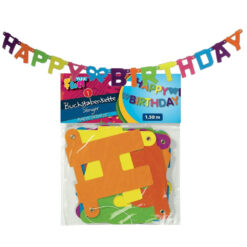 Happy birthday letter slinger
