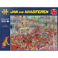 Jan van Haasteren puzzel la tomatino