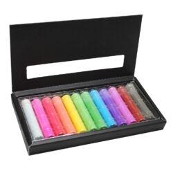 Kitpas Art chalk 12 kleuren