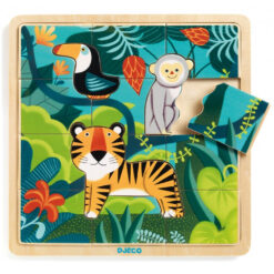 Puzzel Puzzlo Jungle