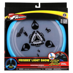 Wham O frisbee lightshow