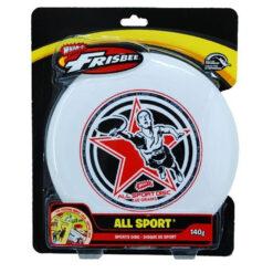 frisbee 140 gram all sport wit