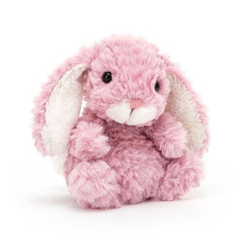 jellycat knuffel Yummie Bunny tulip pink
