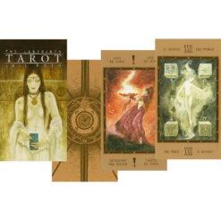 tarot the labyrinth