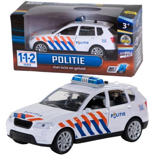 112 Politie met licht en geluid 1:43