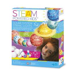 4M Steam: Powered Girls/Zonnestelselsysteem Op String