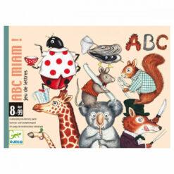 ABC miam! kaartspel