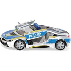 BMW i8 politie