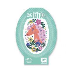 Big Tattoos paard