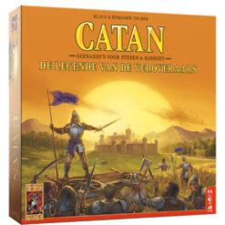 Catan steden en ridders uitbreiding