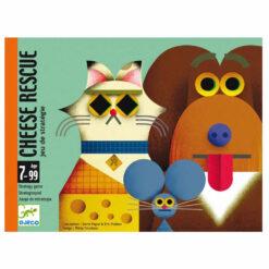 Cheese rescue kaartspel