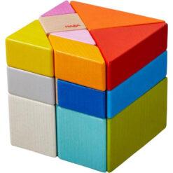 Haba 3D compositiespel tangram kubus