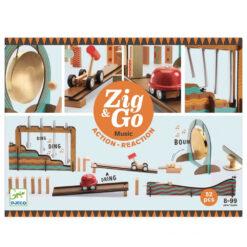 Knikkerbaan Zig & Go 52 pcs