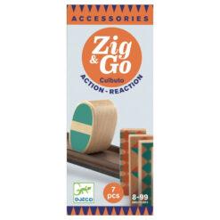 Knikkerbaan Zig & Go 7 pcs