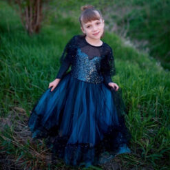 Luna heks jurk 3-4 jaar
