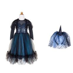 Luna heks jurk 7-8 jaar