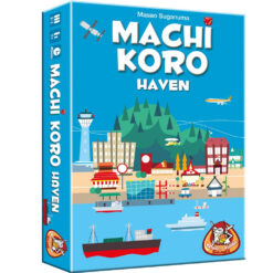 Machi koro haven uitbreiding