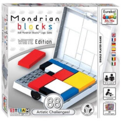 Monderian Blocks whie edition