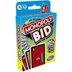 Monopoly Bid english version