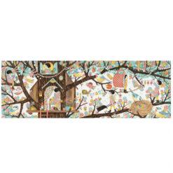 Puzzle Djeco tree house 200 pcs