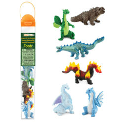 Safari dragons of the elements