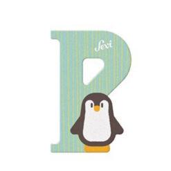Sevi letter P