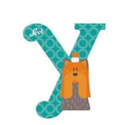 Sevi letter Y