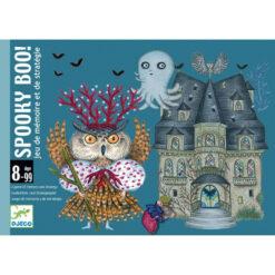 Spooky boo! kaartspel