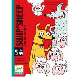Swip sheep kaartspel