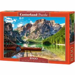The Dolomites mountains 1000pcs