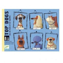 Top dogs kaartspel