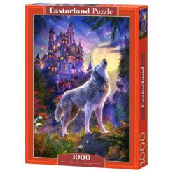 Wolf castle 1000pcs