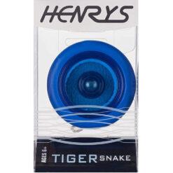 Yoyo tigersnake blauw