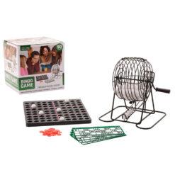 bingo spel met 90 nummers