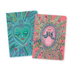 djeco small notebooks Aurelia