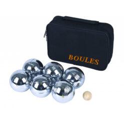 jeu de boules 720gr 6 ballen