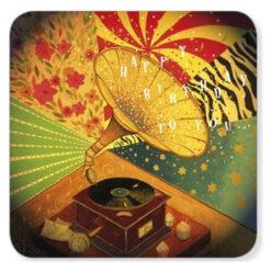 kaart gramophone