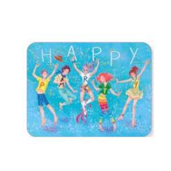 kaart happy party