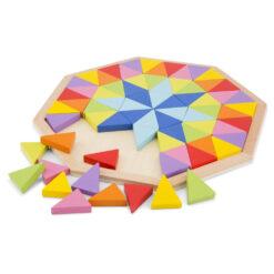 octagon puzzel