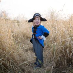 piraten kostuum 5-6