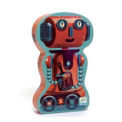 puzzel bob de robot 36 pcs