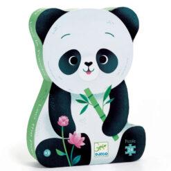 puzzel panda 24 pcs