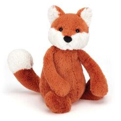Bashfull fox cub medium